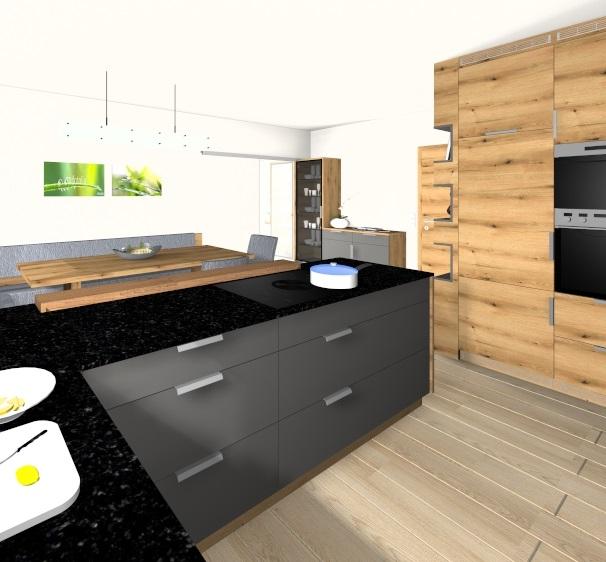 Küchen 3D Planung