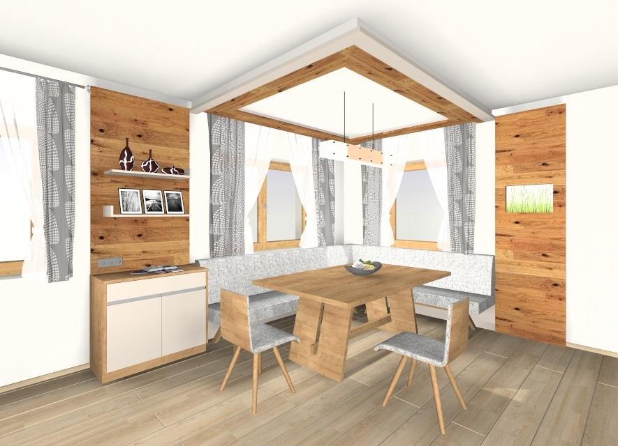 Essecke 3D Planung