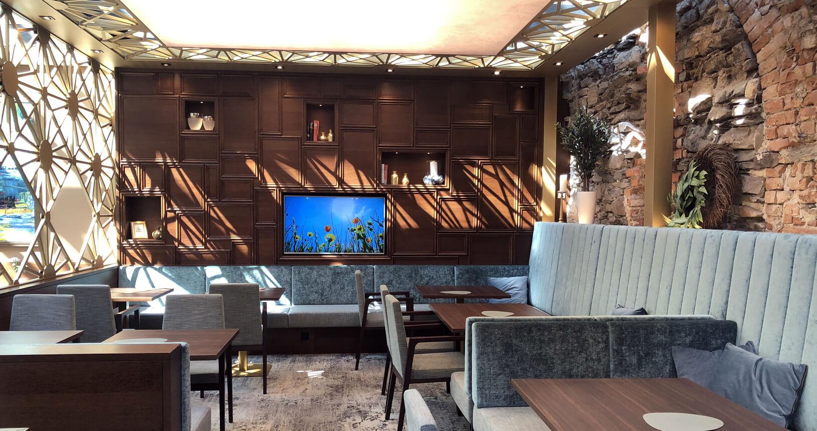 Cafe Wohnzimmer - Gastraum